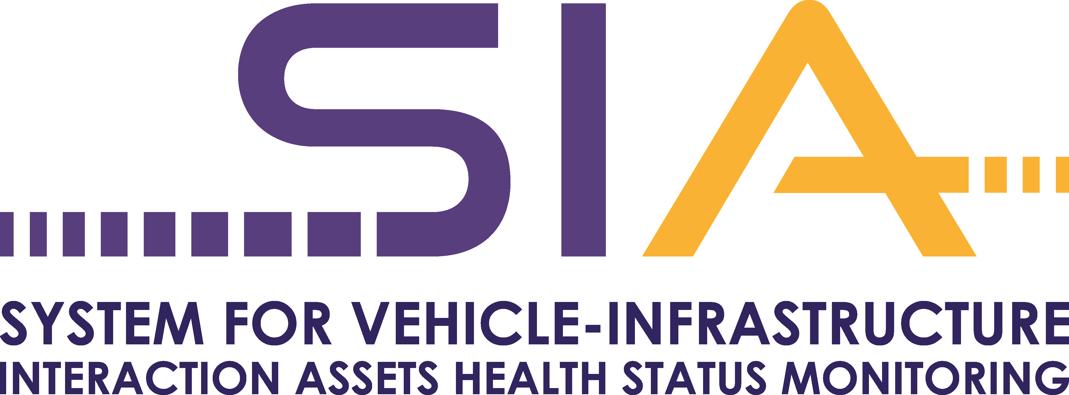 SIA project - System for vehicle-infrastructure interaction assets health status monitoring